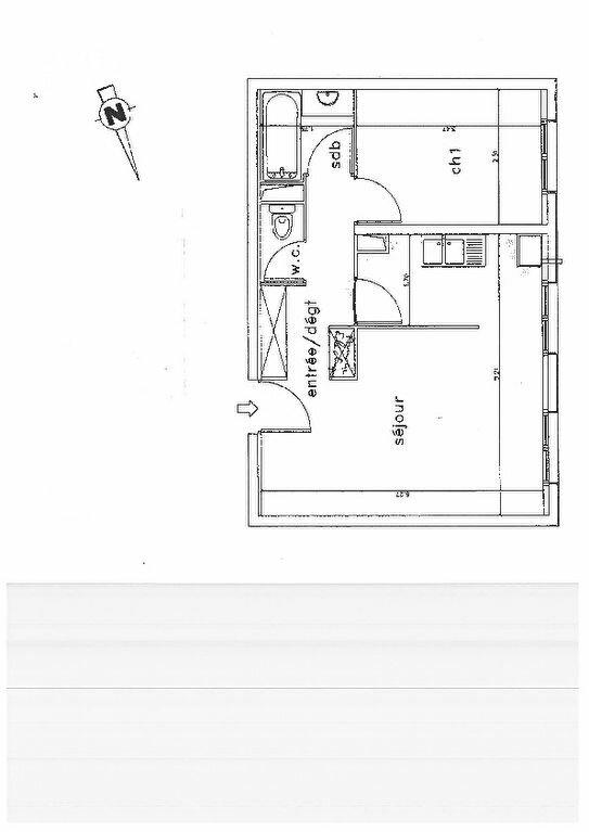 Appartement à louer 2 39.56m2 à Serris vignette-5