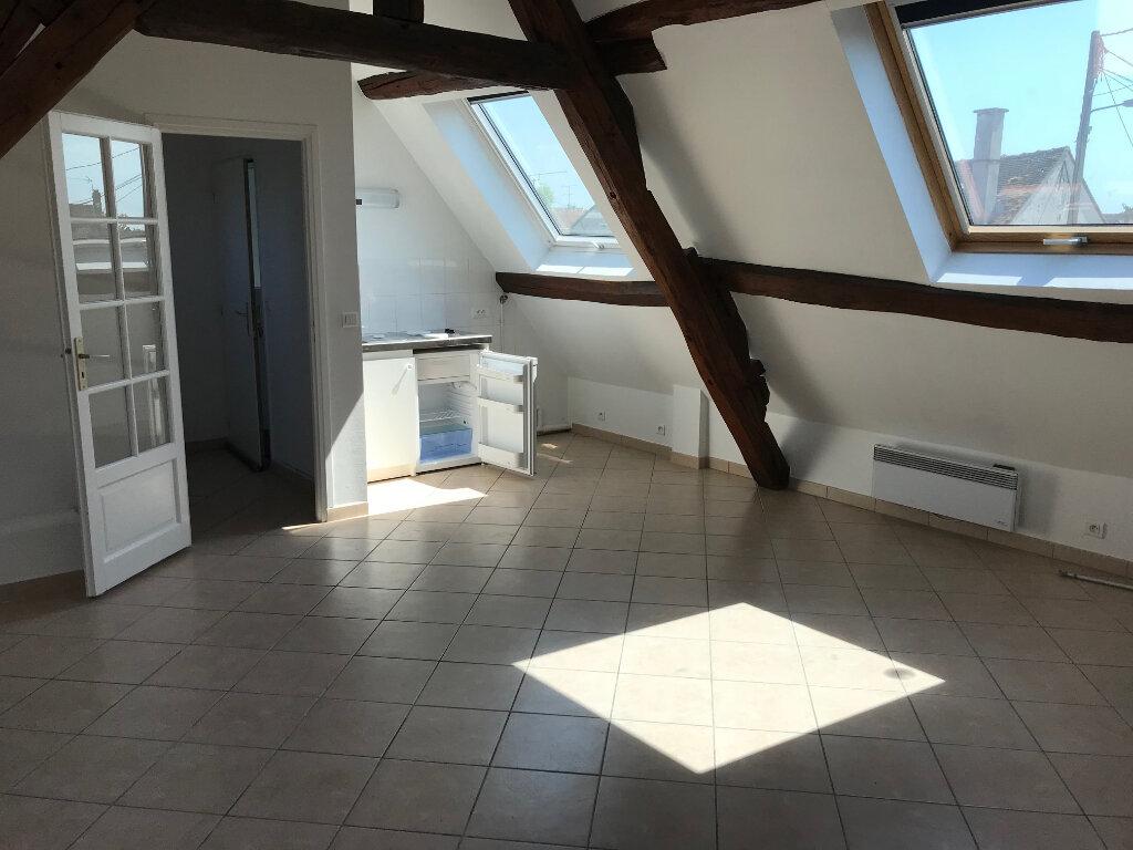 Appartement à louer 1 26.8m2 à Faremoutiers vignette-2