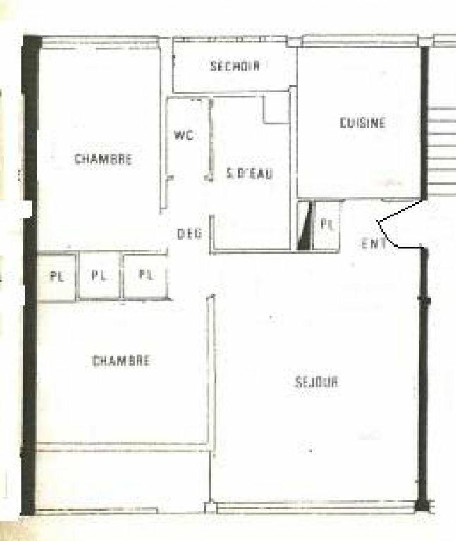Appartement à louer 3 58m2 à Verneuil-sur-Seine vignette-3