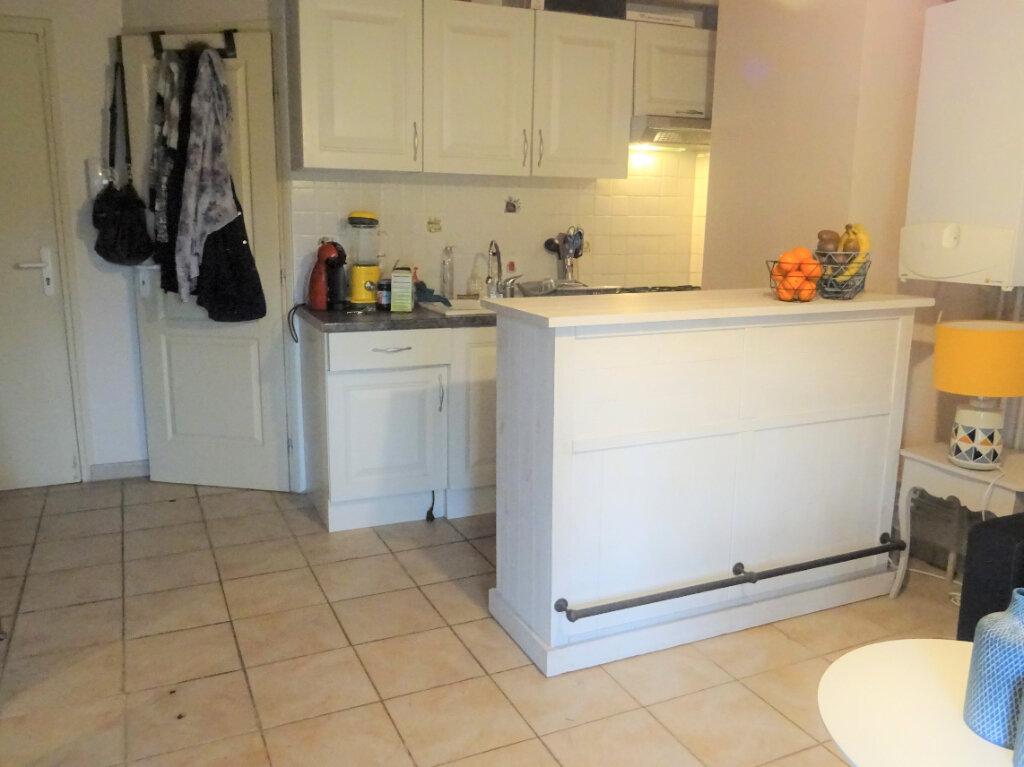 Appartement à louer 1 19.57m2 à Montry vignette-1