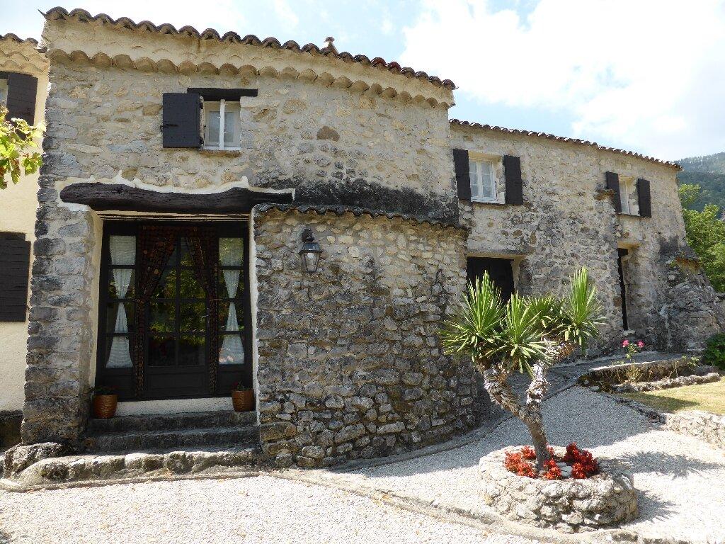 Maison à vendre 5 140m2 à Saint-Léger-du-Ventoux vignette-2