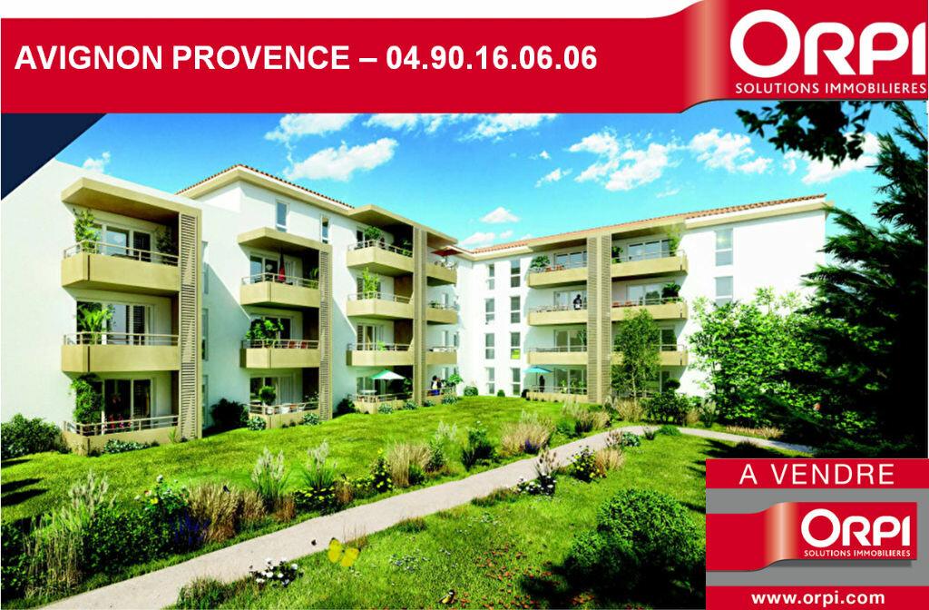 Appartement à vendre 3 60m2 à Le Pontet vignette-1