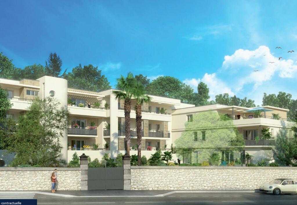 Appartement à vendre 2 40.7m2 à Villeneuve-lès-Avignon vignette-1