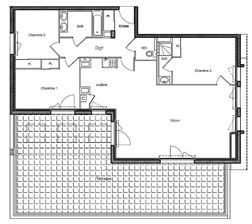Appartement à vendre 2 40.7m2 à Villeneuve-lès-Avignon vignette-6