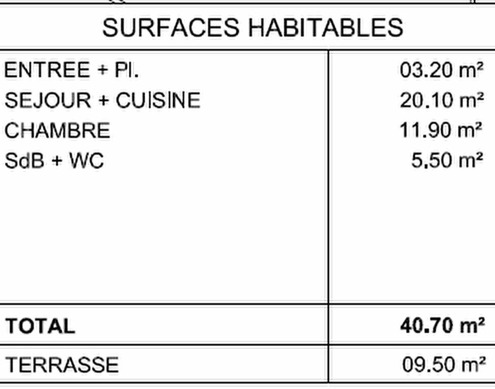 Appartement à vendre 3 60.6m2 à Villeneuve-lès-Avignon vignette-3