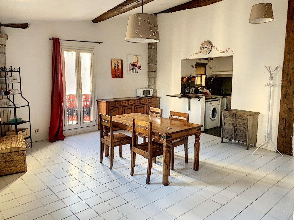 Appartement à vendre 2 65m2 à Avignon vignette-4