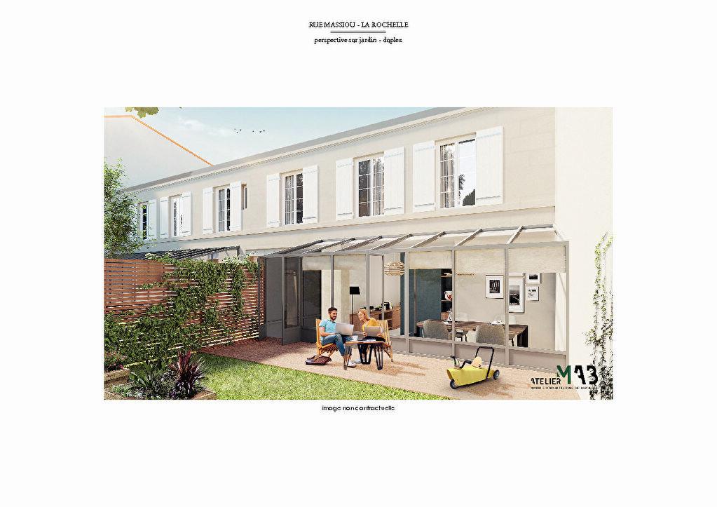 Appartement à vendre 4 109.8m2 à La Rochelle vignette-1