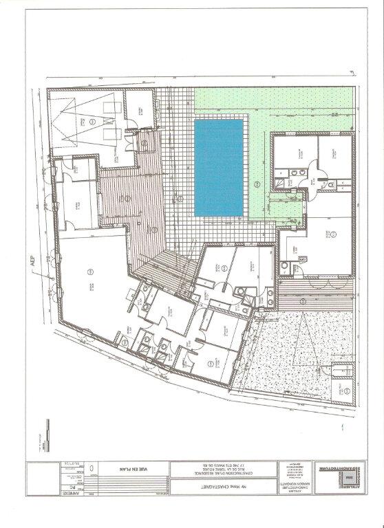 Maison à vendre 10 254m2 à Sainte-Marie-de-Ré plan-1