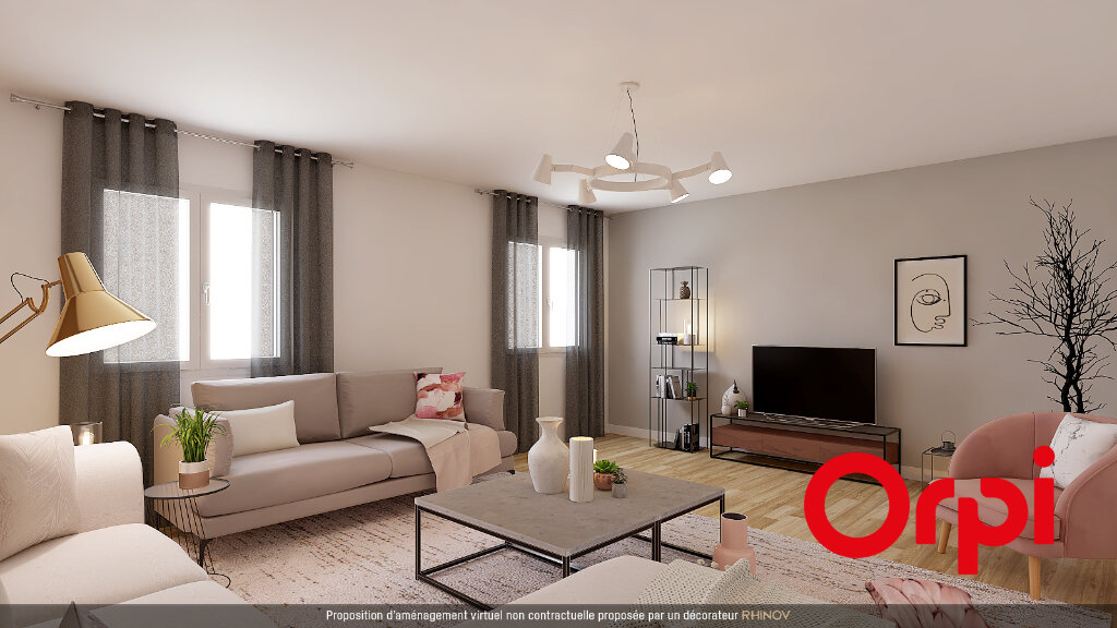 Appartement à vendre 5 112m2 à Saint-Genis-Laval vignette-2