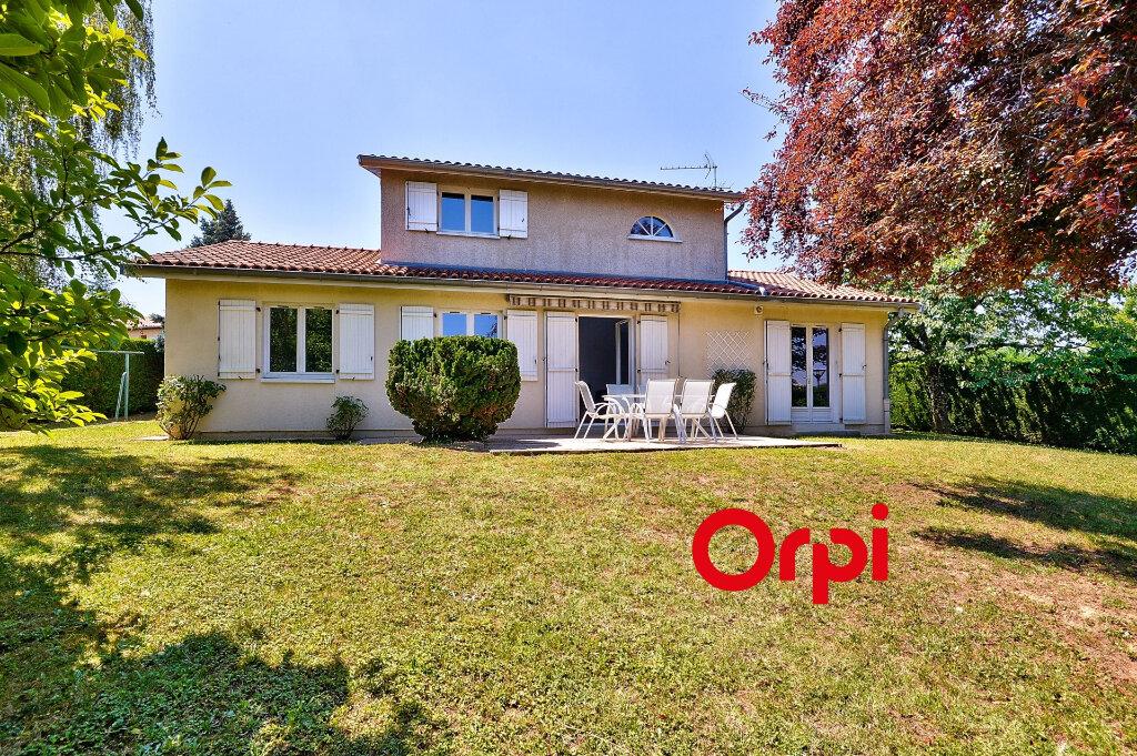 Maison à vendre 4 100m2 à Chaponost vignette-1