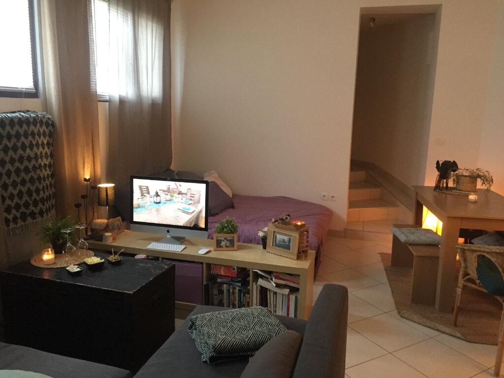 Appartement à louer 1 36.7m2 à Rillieux-la-Pape vignette-3