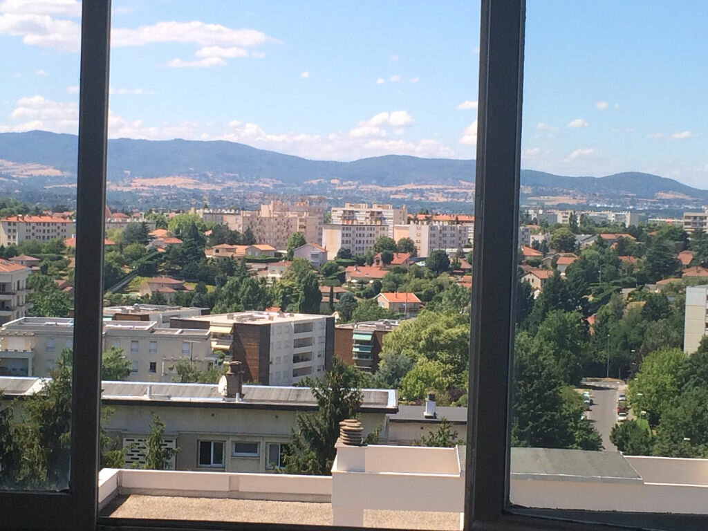 Appartement à louer 1 27.42m2 à Sainte-Foy-lès-Lyon vignette-1