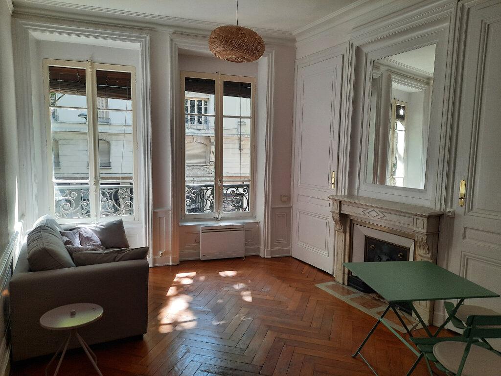 Appartement à louer 2 38m2 à Lyon 6 vignette-4