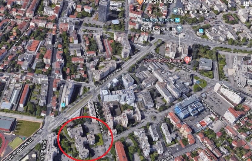 Stationnement à vendre 0 12.43m2 à Lyon 8 vignette-4