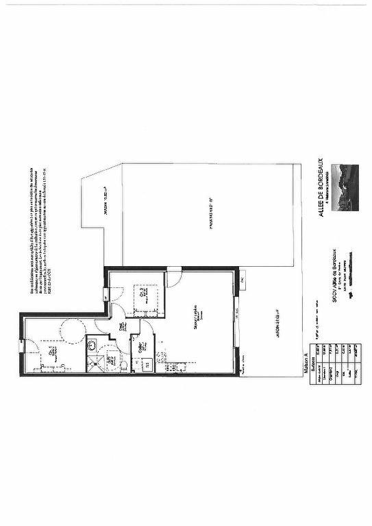 Maison à vendre 3 57.97m2 à Gujan-Mestras vignette-3