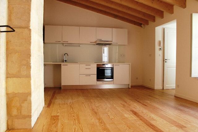 Appartement à louer 3 65.41m2 à Bordeaux vignette-2