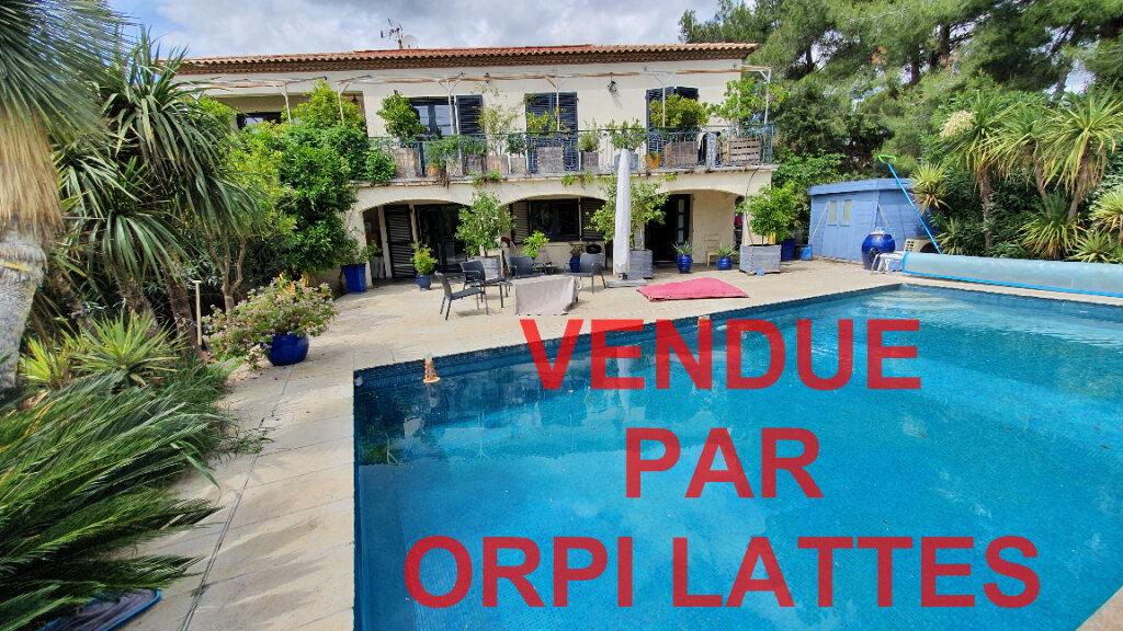 Maison à vendre 6 170m2 à Castelnau-le-Lez vignette-1