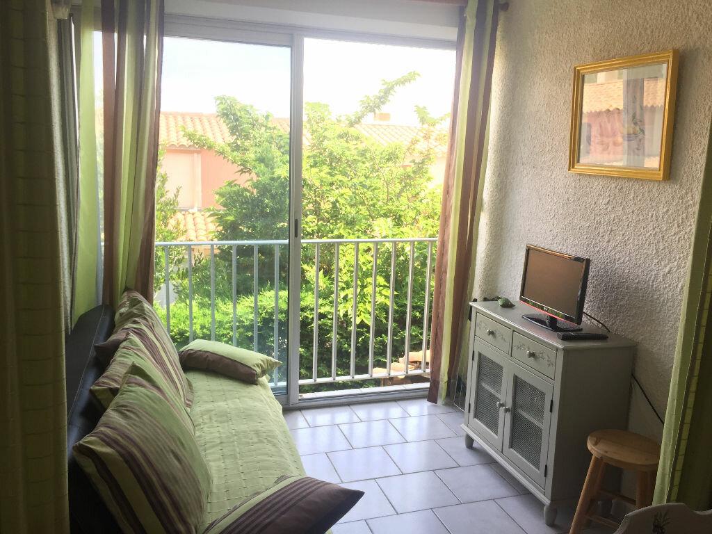 Appartement à vendre 3 30.79m2 à Le Cap d'Agde - Agde vignette-3