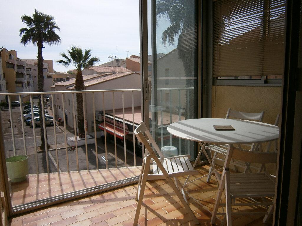 Appartement à vendre 2 23.57m2 à Le Cap d'Agde - Agde vignette-2