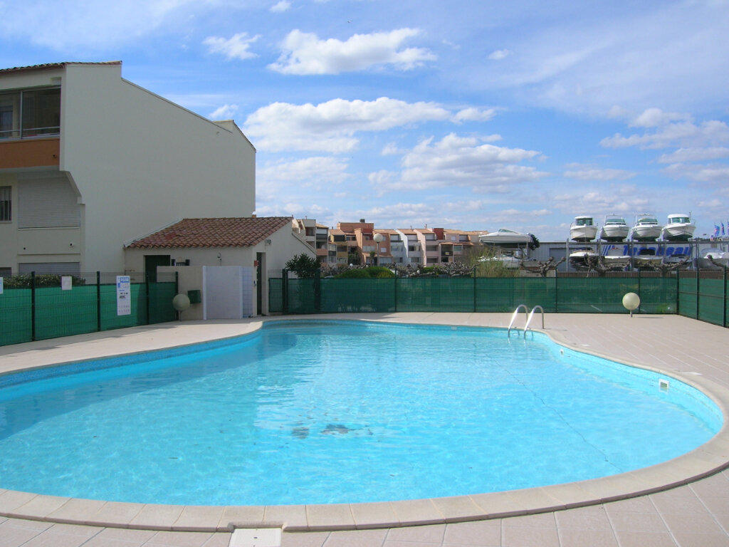 Appartement à vendre 2 21.79m2 à Le Cap d'Agde - Agde vignette-1