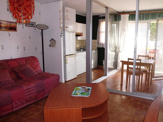 Appartement à vendre 1 26.34m2 à Le Cap d'Agde - Agde vignette-4