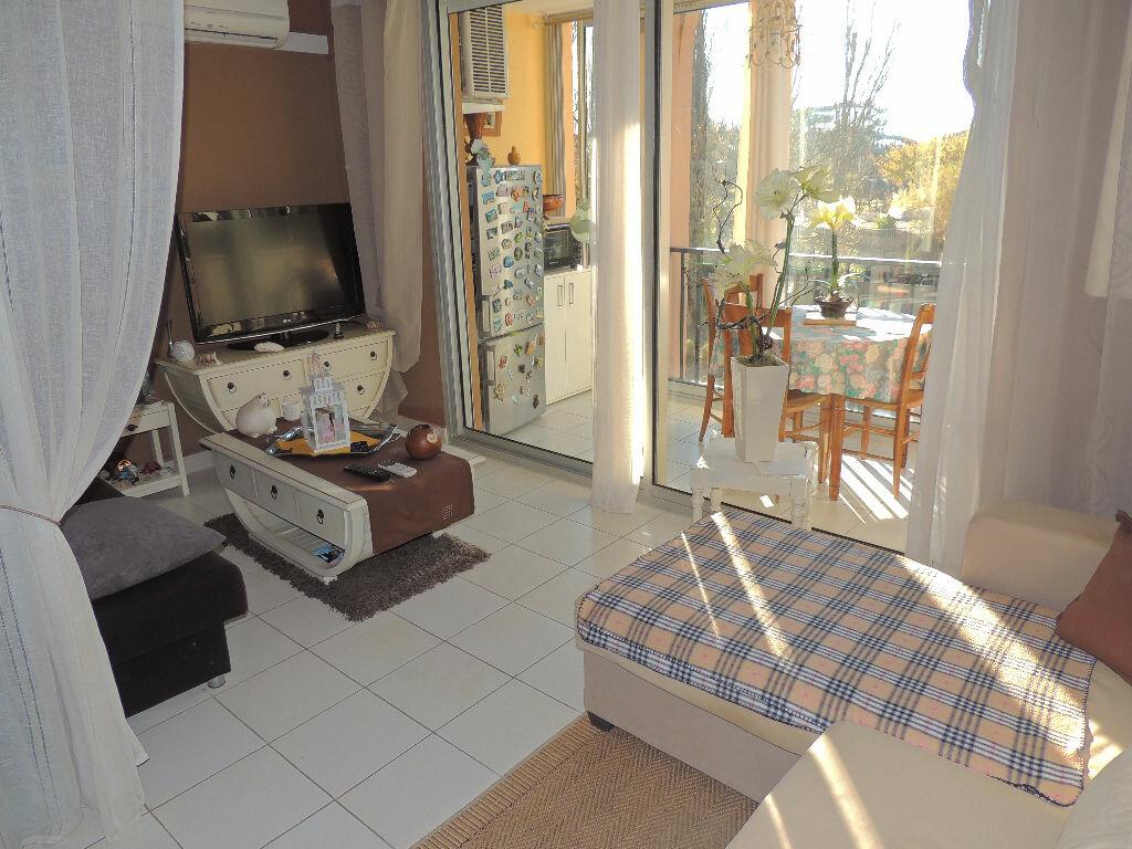 Appartement à vendre 2 26.47m2 à Le Cap d'Agde - Agde vignette-2