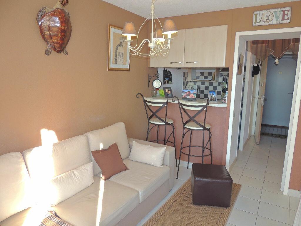 Appartement à vendre 2 26.47m2 à Le Cap d'Agde - Agde vignette-3