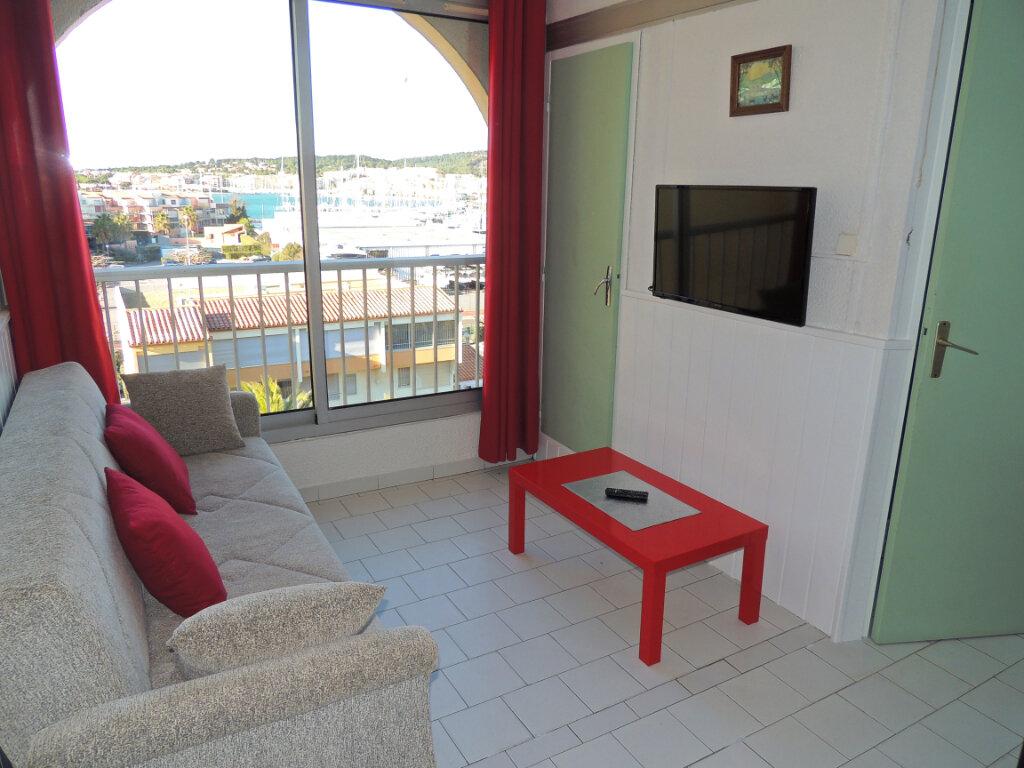 Appartement à vendre 3 23.37m2 à Le Cap d'Agde - Agde vignette-1