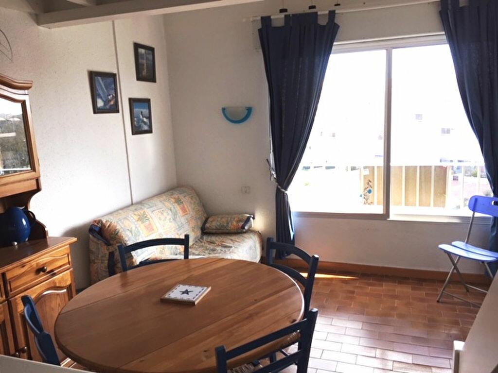 Appartement à vendre 2 33.36m2 à Le Cap d'Agde - Agde vignette-2