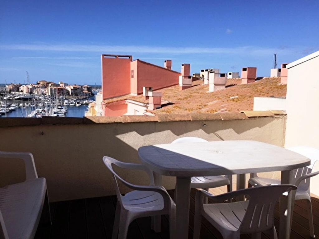 Appartement à vendre 2 33.36m2 à Le Cap d'Agde - Agde vignette-6