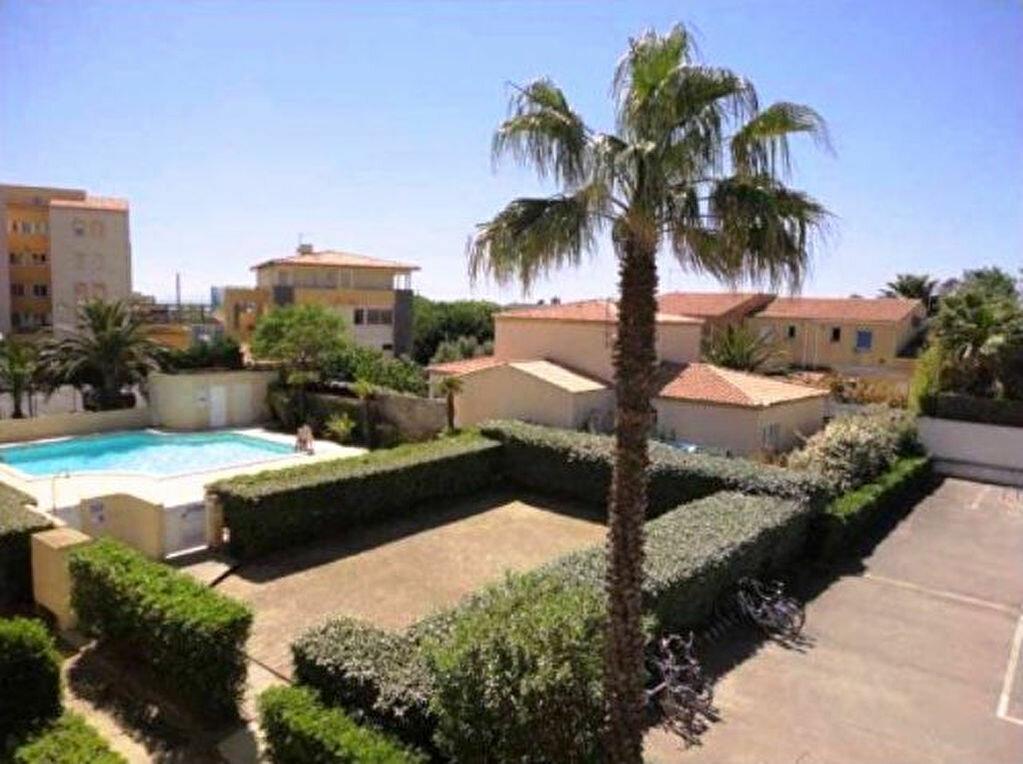 Appartement à vendre 3 47.54m2 à Le Cap d'Agde - Agde vignette-1