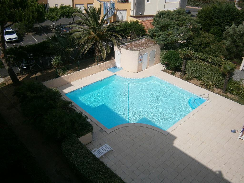 Appartement à vendre 3 47.54m2 à Le Cap d'Agde - Agde vignette-6