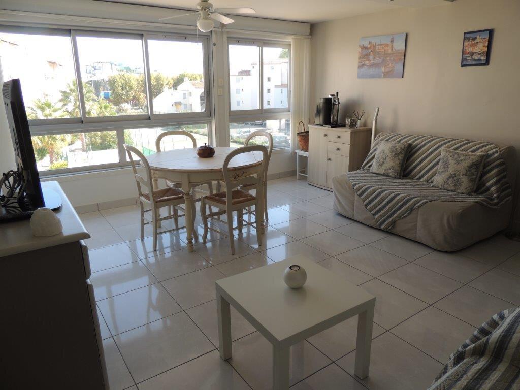 Appartement à vendre 2 25.33m2 à Le Cap d'Agde - Agde vignette-1