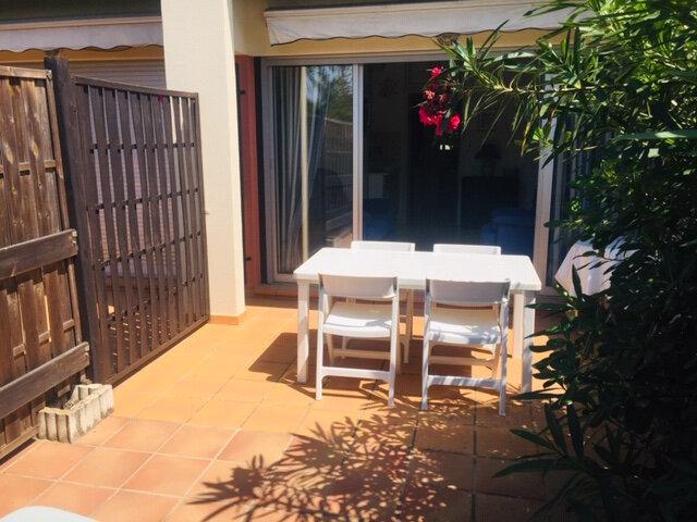 Appartement à vendre 2 25.88m2 à Le Cap d'Agde - Agde vignette-2