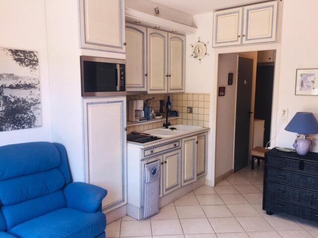 Appartement à vendre 2 25.88m2 à Le Cap d'Agde - Agde vignette-3