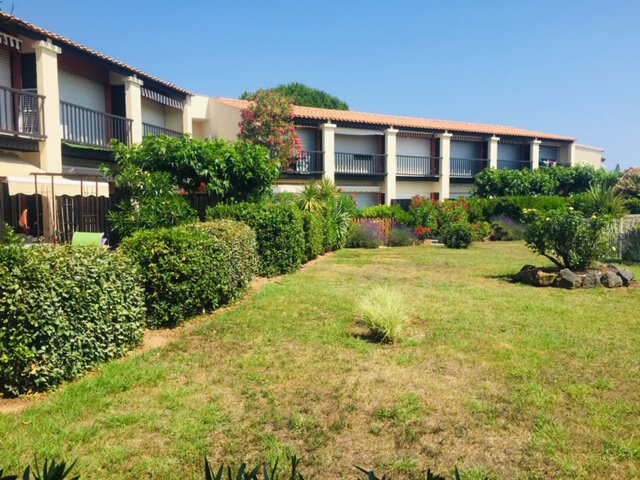 Appartement à vendre 2 25.88m2 à Le Cap d'Agde - Agde vignette-4