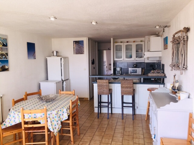 Appartement à vendre 3 37.33m2 à Le Cap d'Agde - Agde vignette-2