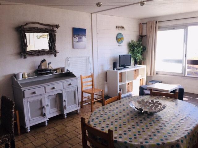 Appartement à vendre 3 37.33m2 à Le Cap d'Agde - Agde vignette-6