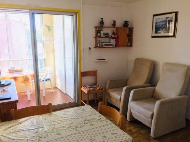Appartement à vendre 2 22.6m2 à Le Cap d'Agde - Agde vignette-3