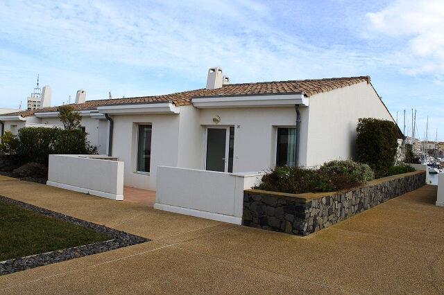 Maison à vendre 5 120.94m2 à Le Cap d'Agde - Agde vignette-10