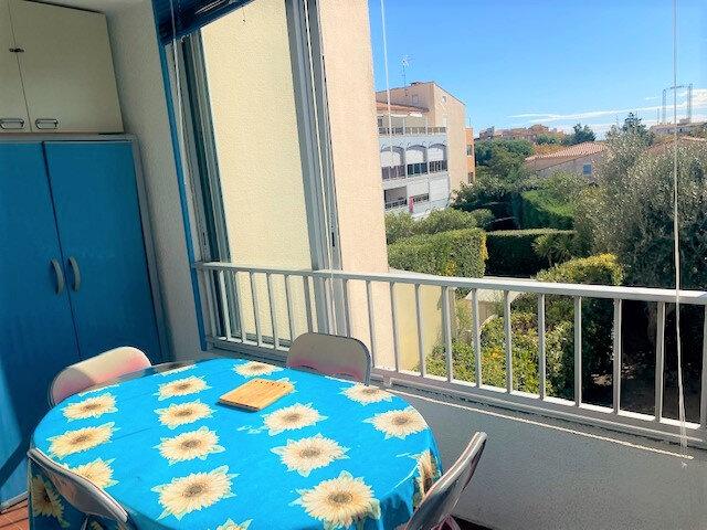 Appartement à vendre 2 24.73m2 à Le Cap d'Agde - Agde vignette-1
