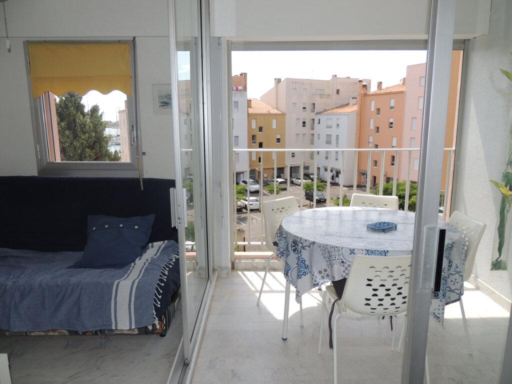 Appartement à vendre 3 38.93m2 à Le Cap d'Agde - Agde vignette-2