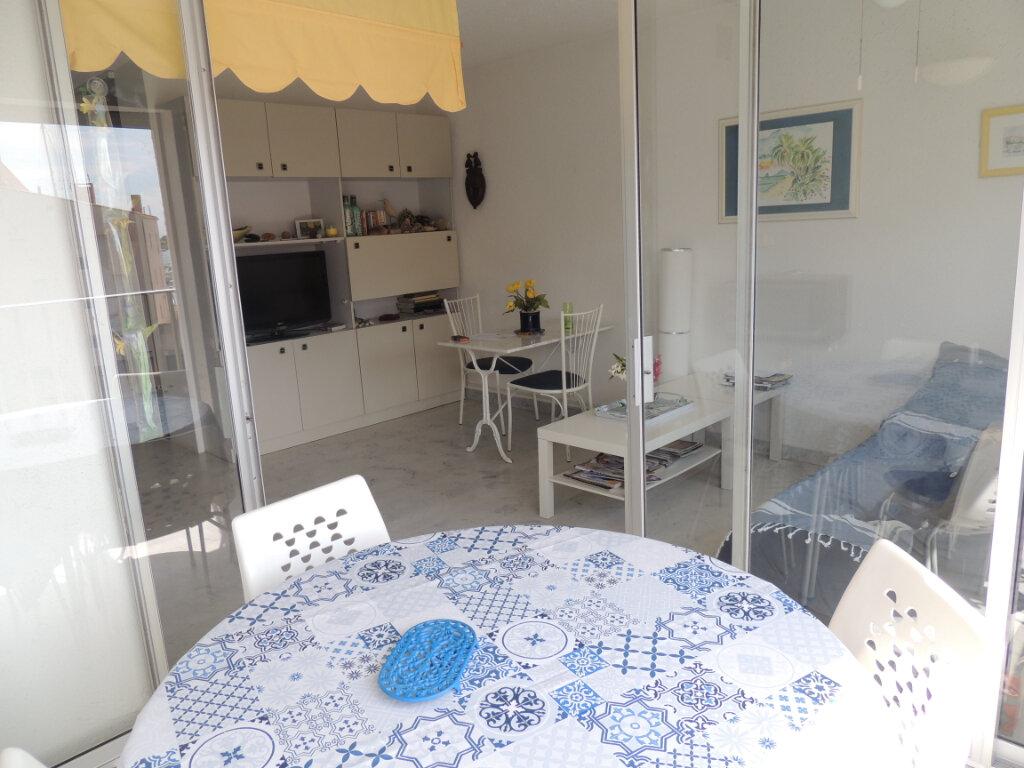 Appartement à vendre 3 38.93m2 à Le Cap d'Agde - Agde vignette-5