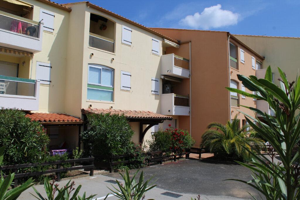 Appartement à vendre 2 22.64m2 à Le Cap d'Agde - Agde vignette-1