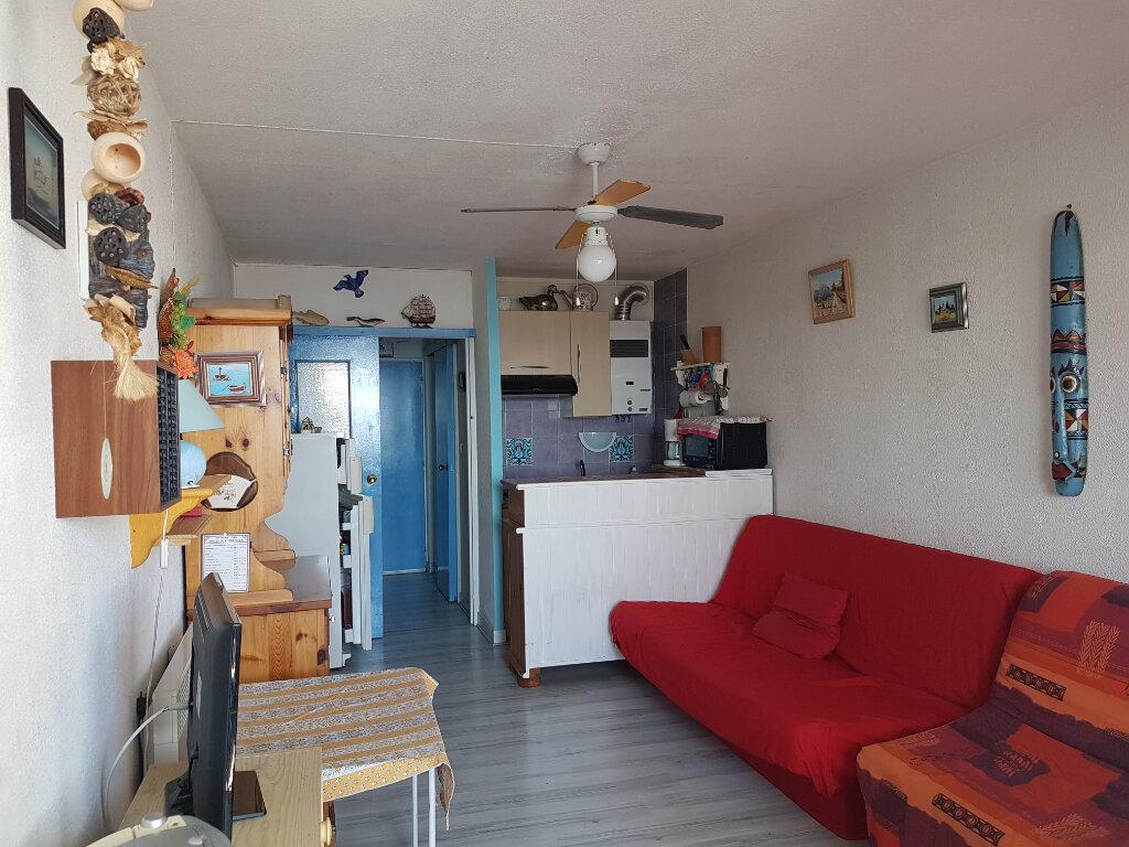 Appartement à vendre 1 22.01m2 à Le Cap d'Agde - Agde vignette-2