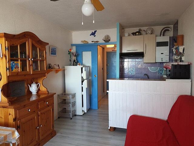 Appartement à vendre 1 22.01m2 à Le Cap d'Agde - Agde vignette-4