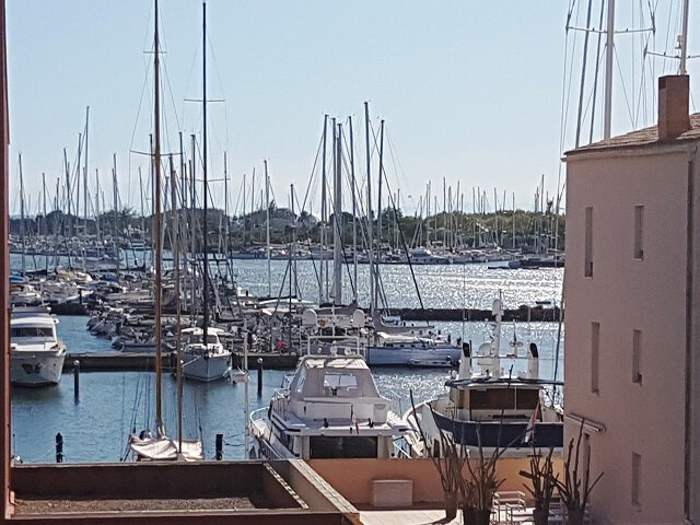 Appartement à vendre 2 39.1m2 à Le Cap d'Agde - Agde vignette-1