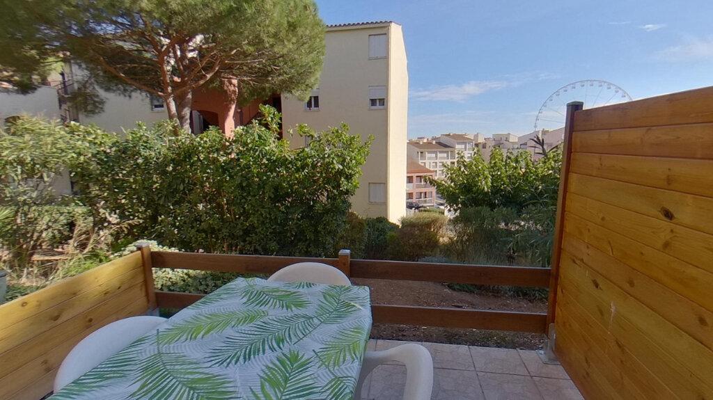 Appartement à vendre 2 25.2m2 à Le Cap d'Agde - Agde vignette-1