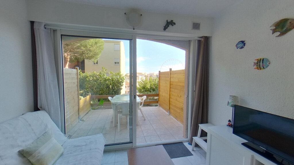 Appartement à vendre 2 25.2m2 à Le Cap d'Agde - Agde vignette-2