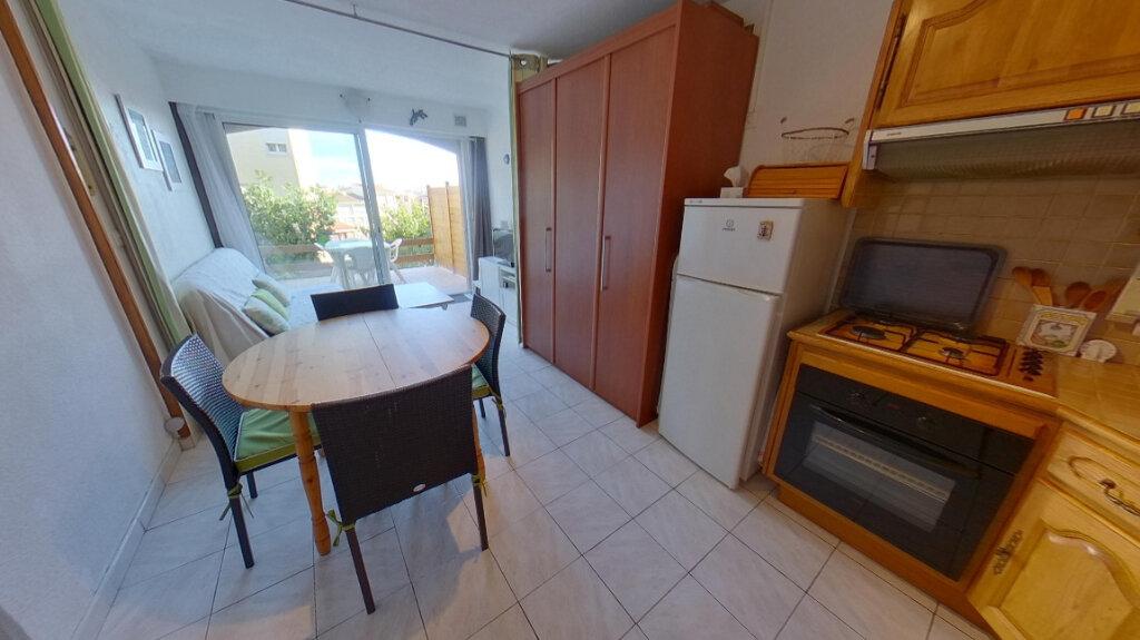Appartement à vendre 2 25.2m2 à Le Cap d'Agde - Agde vignette-3